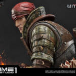 Witcher 2 Iorveth Statue 041