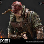 Witcher 2 Iorveth Statue 042