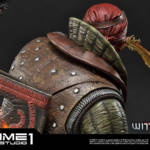 Witcher 2 Iorveth Statue 043