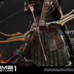 Witcher 2 Iorveth Statue 046