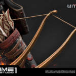Witcher 2 Iorveth Statue 048