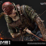 Witcher 2 Iorveth Statue 050