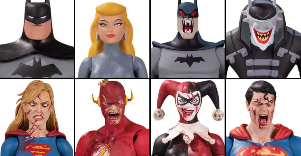 z DC Collectibles Figures Oct 2020