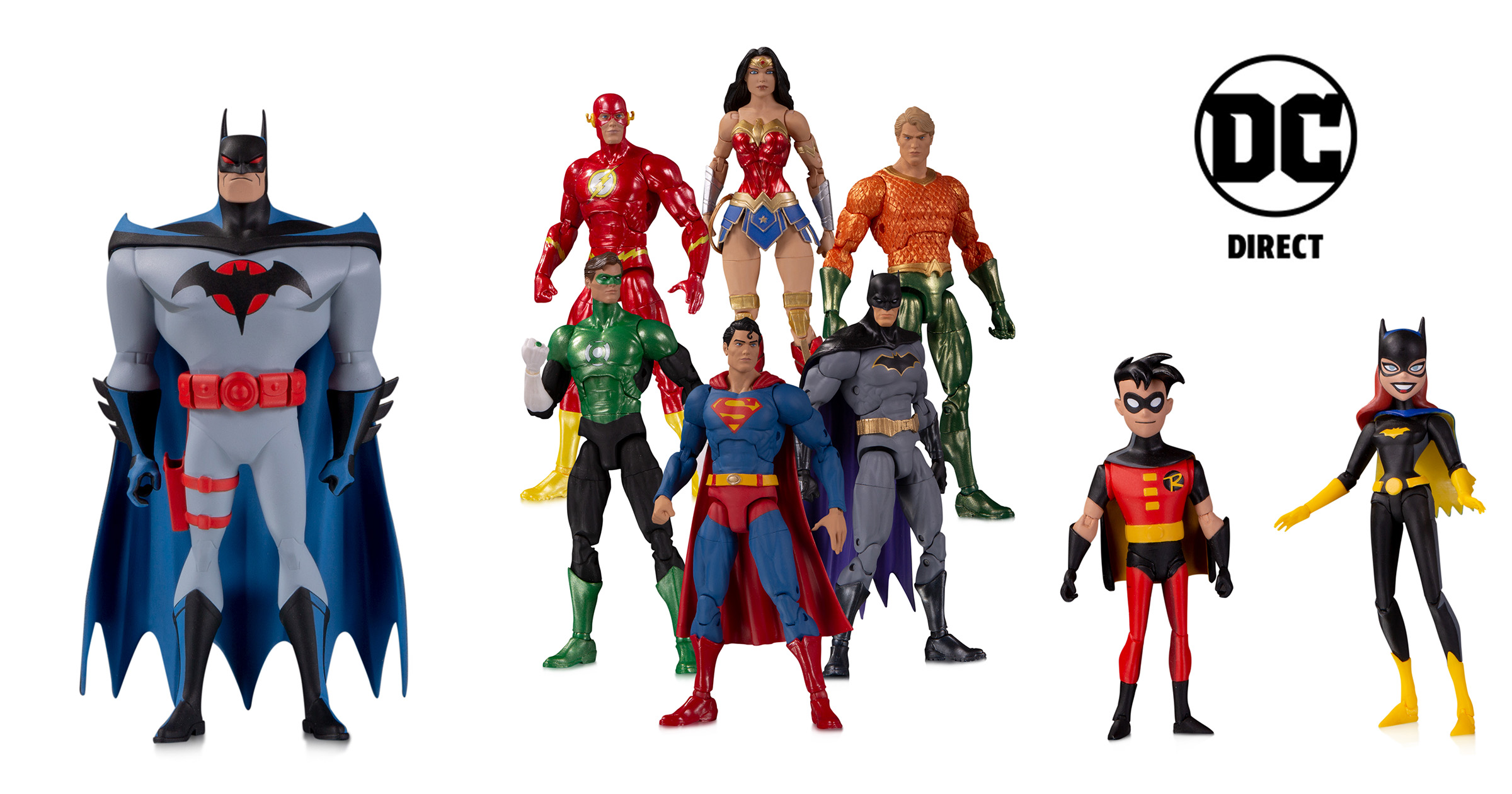 zz DC Direct Toy Fair 2020