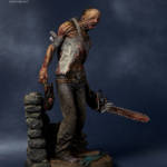 Gecco Dead by Daylight Hillbilly Statue 003