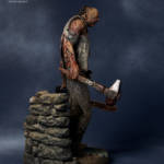 Gecco Dead by Daylight Hillbilly Statue 004