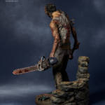 Gecco Dead by Daylight Hillbilly Statue 007