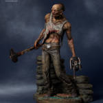 Gecco Dead by Daylight Hillbilly Statue 009