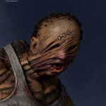 Gecco Dead by Daylight Hillbilly Statue 012