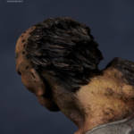 Gecco Dead by Daylight Hillbilly Statue 013