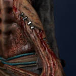 Gecco Dead by Daylight Hillbilly Statue 014