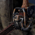 Gecco Dead by Daylight Hillbilly Statue 019