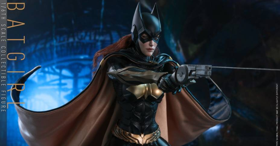 Hot Toys Arkham Knight Batgirl 002