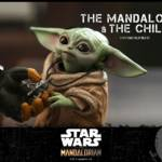 Hot Toys Mandalorian and The Child 003
