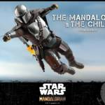 Hot Toys Mandalorian and The Child 012
