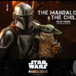 Hot Toys Mandalorian and The Child DX 003