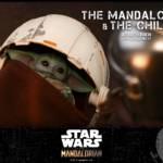 Hot Toys Mandalorian and The Child DX 004