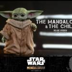 Hot Toys Mandalorian and The Child DX 005