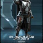 Hot Toys Mandalorian and The Child DX 006