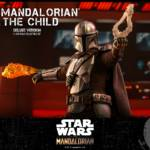 Hot Toys Mandalorian and The Child DX 008