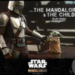 Hot Toys Mandalorian and The Child DX 009