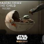 Hot Toys Mandalorian and The Child DX 010