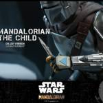 Hot Toys Mandalorian and The Child DX 011