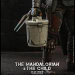 Hot Toys Mandalorian and The Child DX 013