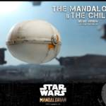 Hot Toys Mandalorian and The Child DX 014
