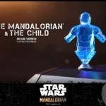 Hot Toys Mandalorian and The Child DX 015