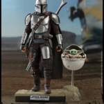Hot Toys Mandalorian and The Child DX 016