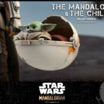 Hot Toys Mandalorian and The Child DX 017