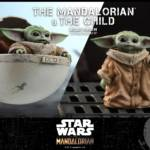 Hot Toys Mandalorian and The Child DX 018