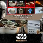 Hot Toys Mandalorian and The Child DX 019