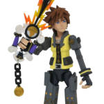 KINGDOM HEARTS 3 GUARDIAN FORM TOY STORY SORA FIGURE