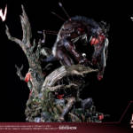 Lycan Statue 012