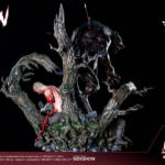 Lycan Statue 016