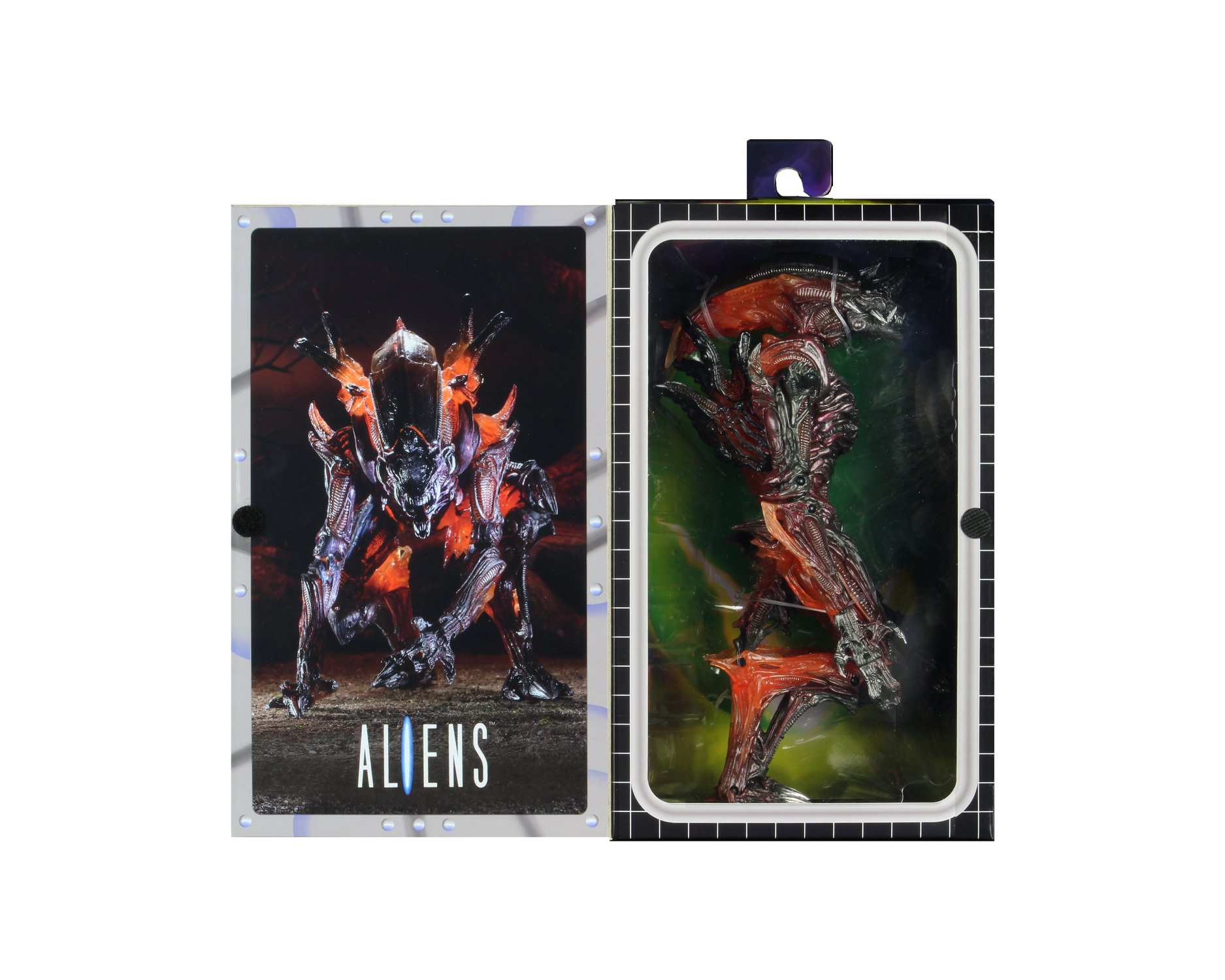 NECA Rhino Alien Packaging 003
