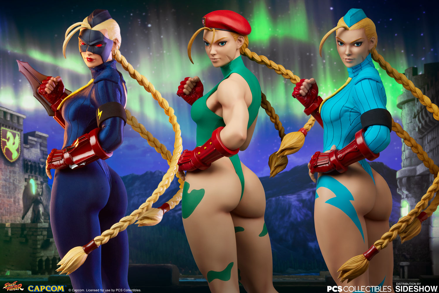 PCS Evolution of Cammy Statues 002