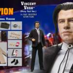Star Ace Vincent Vega Pony Tail 006