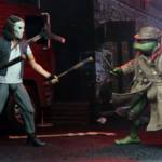 TMNT Casey Jones vs Raphael Set 001