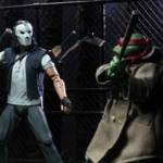 TMNT Casey Jones vs Raphael Set 004