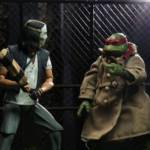 TMNT Casey Jones vs Raphael Set 005