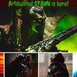 xx SPAWN ARTICULATED