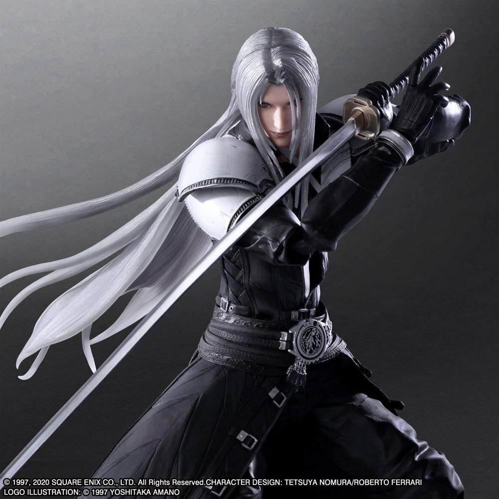 Play Arts Kai Final Fantasy Vii Remake Sephiroth The Toyark News