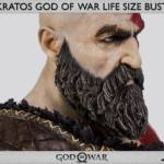 God of War Kratos Bust 003