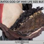 God of War Kratos Bust 004