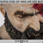 God of War Kratos Bust 007