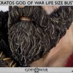 God of War Kratos Bust 010