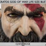 God of War Kratos Bust 012